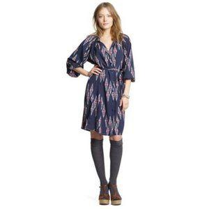 Tucker x Target | Ikat Button Down Shirt Dress